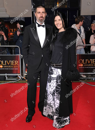 Stock Photo of Matthew Fox and Margherita Ronchi