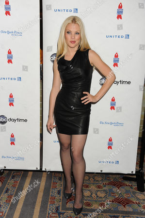 Editorial image of Grand Finale Celebration of 7th Annual ABC & Soapnet Salute Broadway Cares/Equity Fights AIDS Benefit, Marriott Marquis Hotel, New York - 13 Mar 2011