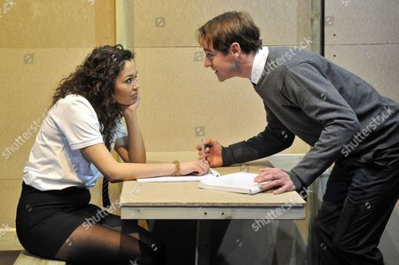 'Our Style Is Legendary' - Annishia Lunette as Shelley and Kent Riley as Stone