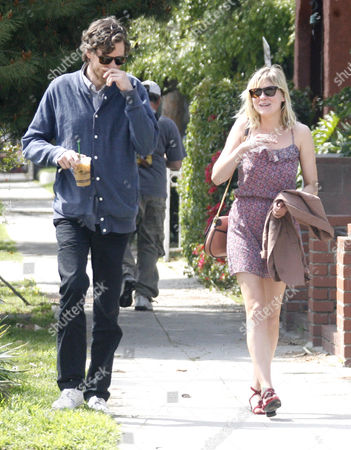 Jason Boesel and Kirsten Dunst