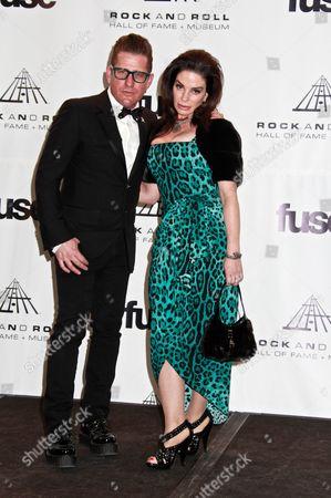 Lee Rocker and wife Debbie