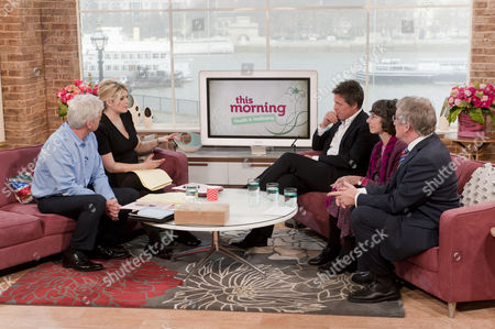 Editorial picture of 'This Morning' TV Programme, London, Britain. - 15 Mar 2011