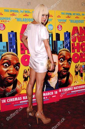 Stock Photo of Jasmia Robinson