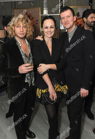 Editorial picture of GQ Style Spring/Summer Issue party, Corinthia Hotel, London, Britain - 15 Mar 2011