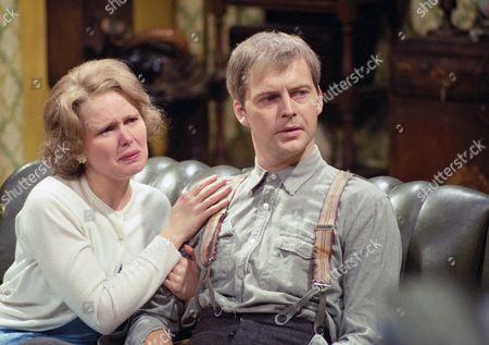 Patricia Brake and Ian Lavender