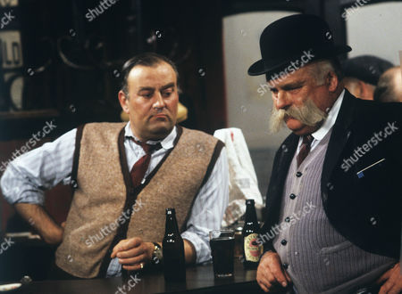 Michael Stainton and Jimmy Edwards