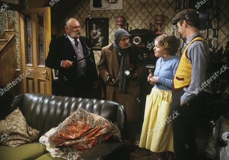 Jimmy Edwards, Patricia Brake and Ian Lavender