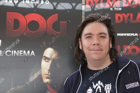 Editorial photo of 'Dylan Dog' film photocall, Rome, Italy - 15 Mar 2011