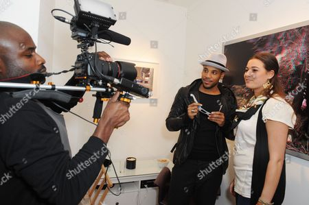 Editorial image of Matjaz Tancic Exhibition Launch Party, Richard Young Gallery, London, Britain - 16 Mar 2011