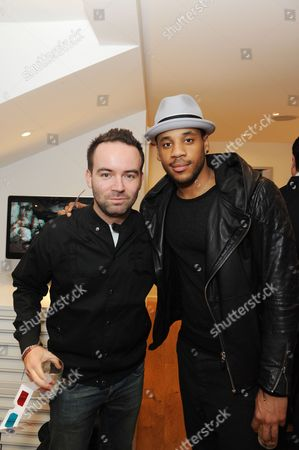 Editorial photo of Matjaz Tancic Exhibition Launch Party, Richard Young Gallery, London, Britain - 16 Mar 2011