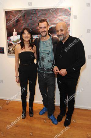 Susan Young, Matjaz Tancic and Richard Young