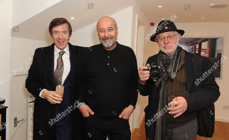 Stock Image of John Stoddart, Richard Young and Barry Lategan