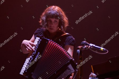 The Decemberists - Jenny Conlee