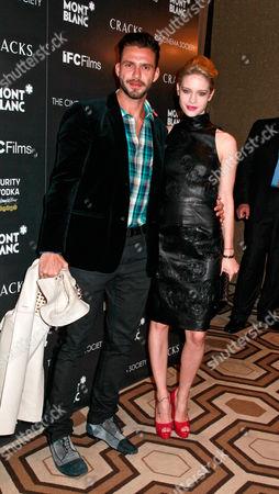 Lorenzo Martone and Julie Ordon