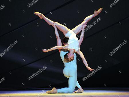 Leanne Benjamin and Thomas Whitehead