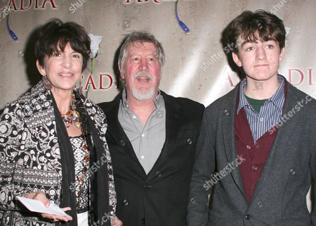 Mercedes Ruehl and Guests