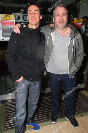 'Comedy' Dave Vitty and Chris Moyles