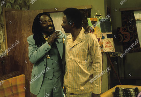 Shango Baku and Norman Beaton