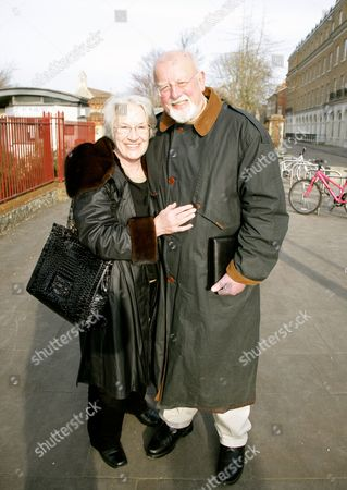 Roger Whittaker and wife Natalie