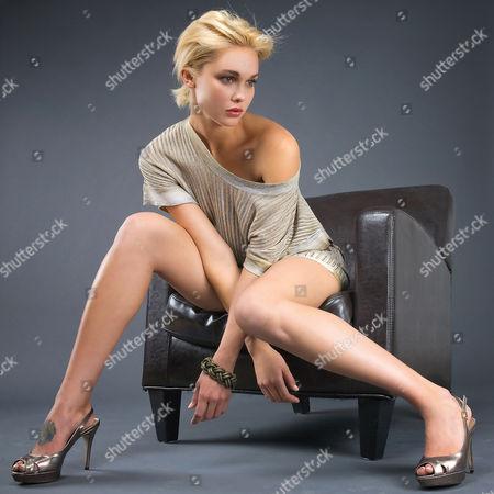 Editorial image of Abigail Kuklis, New York, America - Nov 2010
