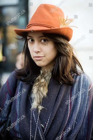 Editorial picture of Paris Fashion Week, Paris, France - Mar 2011