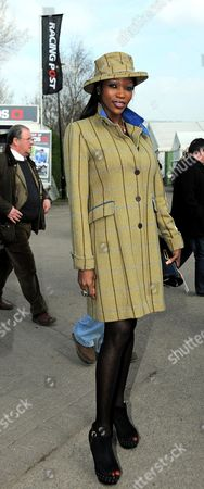 Lystra Adams the face of Racing Welfare Charity