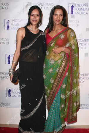 Ujjwala Raut, Padma Lakshmi