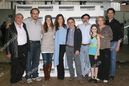 Hal Robinson, Alexander Gemignani, Nicole Parker, Donna Murphy,