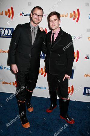 Josh Kilmer-Purcell & Brent Ridge, of 'The Fabulous Beekman Boys'