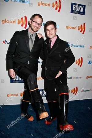 Josh Kilmer-Purcell &Brent Ridge,of 'The Fabulous Beekman Boys'