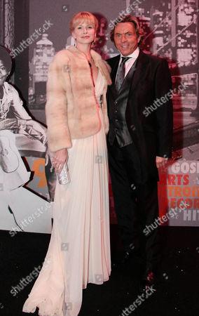Otto Kern with wife Naomi
