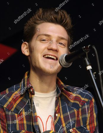 Nick Santino of A Rocket to the Moon