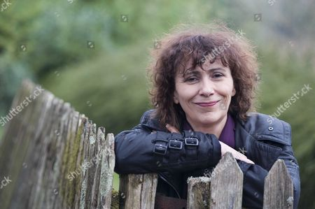 Editorial picture of French journalist, Marie Monique Robin in Ruffec, France - 19 Mar 2011