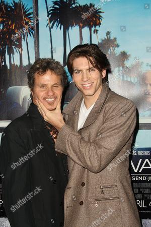 Editorial image of 'His Way' film premiere, Los Angeles, America - 22 Mar 2011