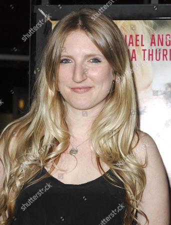 Editorial photo of 'Ceremony' film premiere, Los Angeles, America - 22 Mar 2011