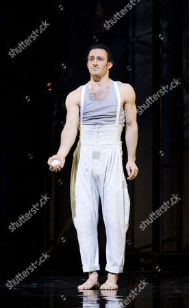 Stock Photo of 'The Most Incredible Thing' - Aaron Sillis (Leo)