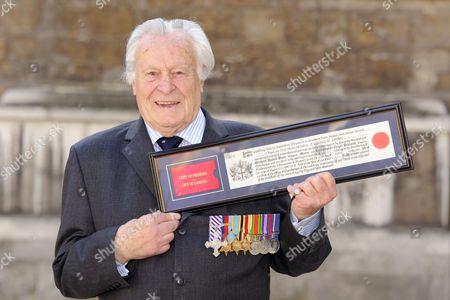 Squadron Leader Geoffrey Wellum DFC