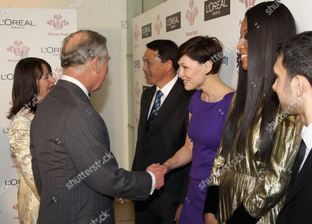 Editorial picture of The Prince's Trust and L'Oreal Paris Celebrate Success Awards, London, Britain - 23 Mar 2011