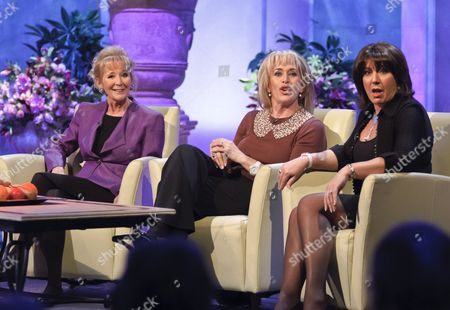 Sue Carroll, Carole Malone and Jane McDonald