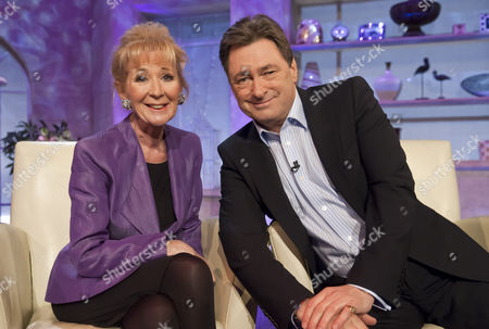 Sue Carroll and Alan Titchmarsh