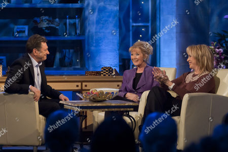 Alan Titchmarsh, Sue Carroll and Carole Malone