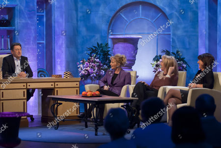 Alan Titchmarsh, Sue Carroll, Carole Malone and Jane McDonald