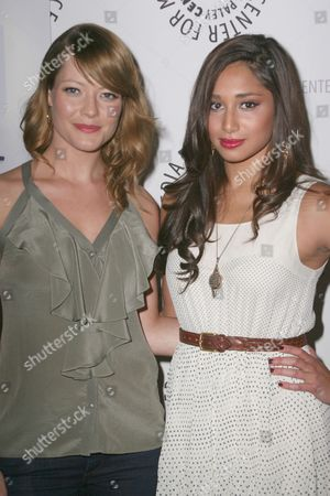Sarah Allen and Meaghan Rath