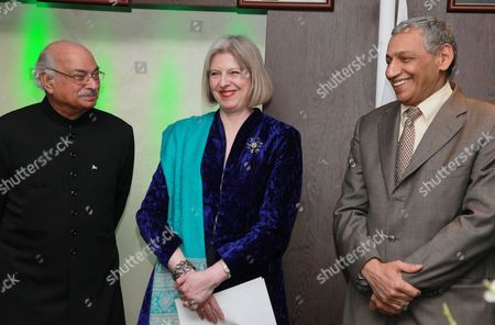 Editorial photo of Pakistan National Day reception at the InterContinental Hotel, London, Britain - 23 Mar 2011