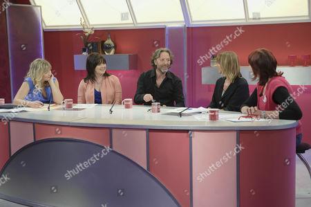 Kate Thornton, Coleen Nolan, Ian Reddington, Carol McGiffin and Janet Street-Porter