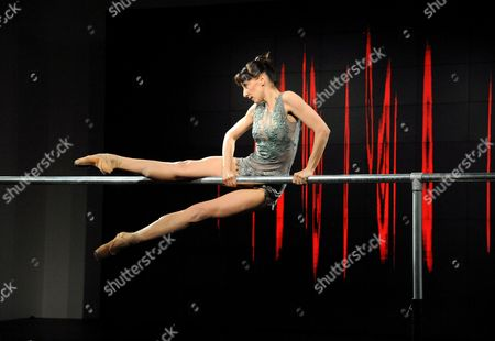Stock Picture of Marta Romagna performing 'Steel'