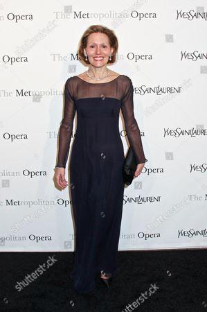 Editorial image of Metropolitan Opera gala premiere of Rossini's 'Le Comte Ory', New York, America - 24 Mar 2011