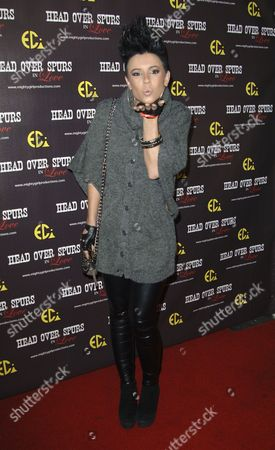Editorial picture of 'Head Over Spurs In Love' film premiere, Los Angeles, America - 24 Mar 2011