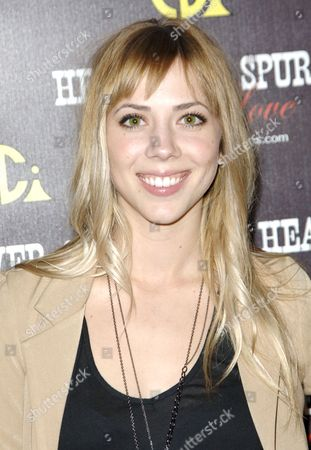 Editorial image of 'Head Over Spurs In Love' film premiere, Los Angeles, America - 24 Mar 2011