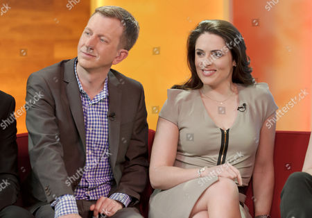 Phil Reay Smith and Grainne Seoige